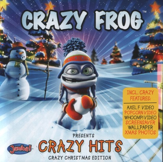 Crazy Hits Christmas Edit