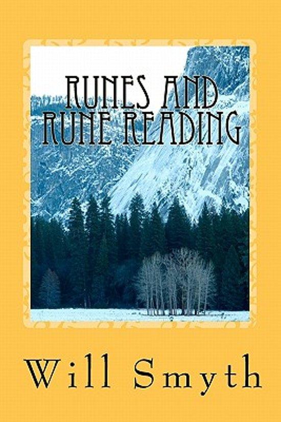 Bol Runes And Rune Reading 9781460917350 Will Smyth Boeken