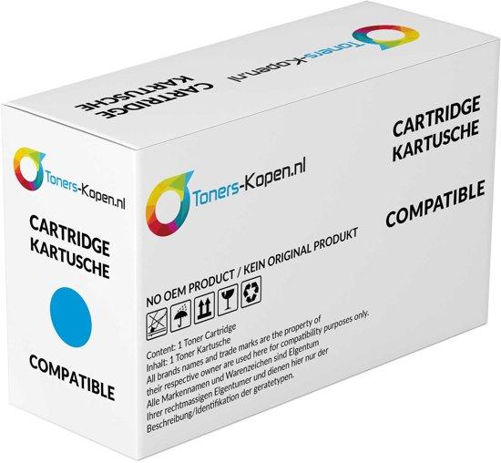 Oki 43324423 cyaan  alternatief - compatible Toner voor Oki C5800 C5900 cyaan Toners-kopen_nl