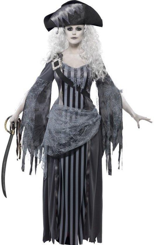 Halloween Kleding Dames.Zombie Piraten Kostuum Voor Dames Horror Halloween Kleding 44 46 L