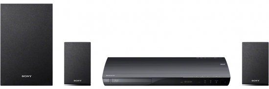 Sony BDV-EF220 - 2.1 Home cinema set