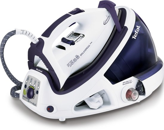 Tefal Pro Express Anti-calc Autoclean GV8431 - Stoomgenerator