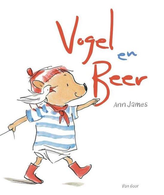 Afbeeldingsresultaat voor prentenboek Vogel en beer
