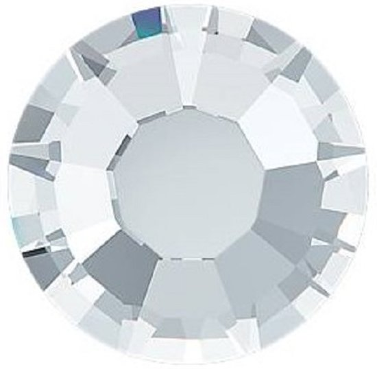 Asfour Hot - Fix kristallen SS 16 ( 3,9 mm per 1440 stuks ) Strijkkristallen