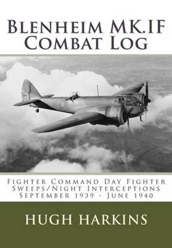 Blenheim Mk.If Combat Log