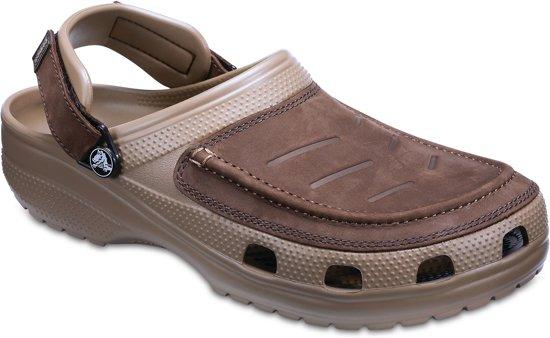 Yukon Sport Pantoufle De Crocos - Lumière 7c06ECY5I