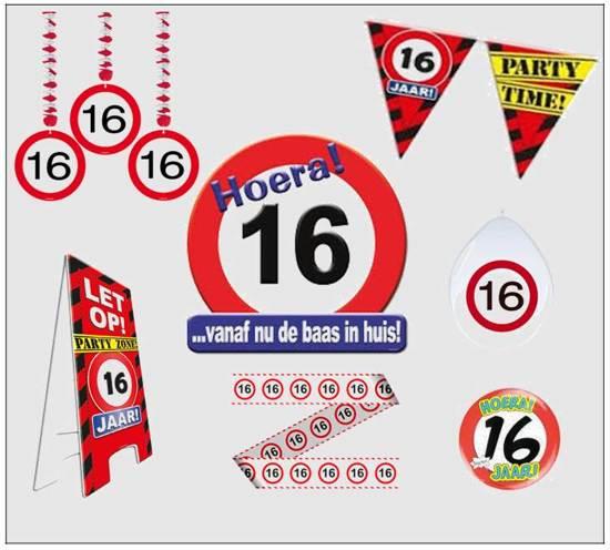 Bol Com 8 Delig Pakket Verjaardag 16 Jaar Fun City Speelgoed