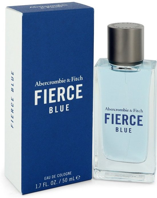 Abercrombie & Fitch Fierce Blue Eau de Cologne 50 ml