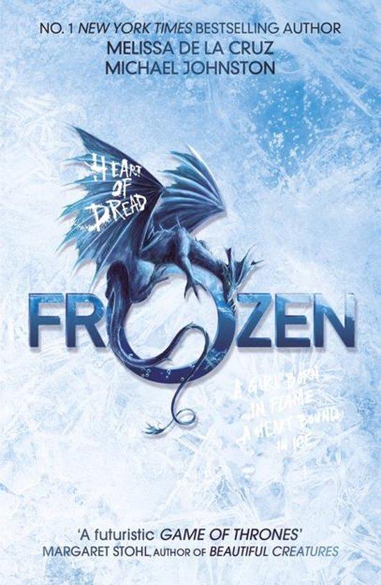 Boek cover Frozen van Melissa de La Cruz (Onbekend)