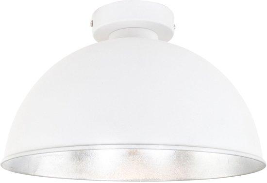 Trio Lighting Magna Eco - Plafondlamp - 1 lichts - Ø 310 mm - wit