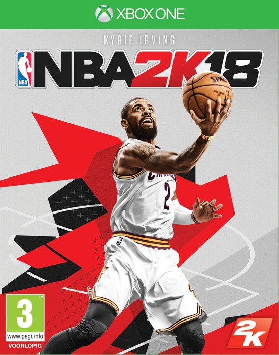 NBA Basketball 2K18 Xbox One