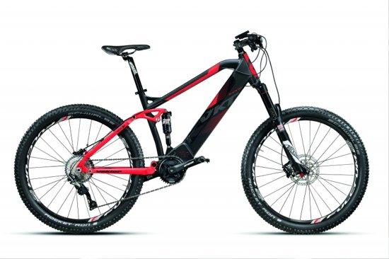 Elektrische Mountainbike VKT BI-ENERGY Full Suspension Boost 27,5'' SLX 11V