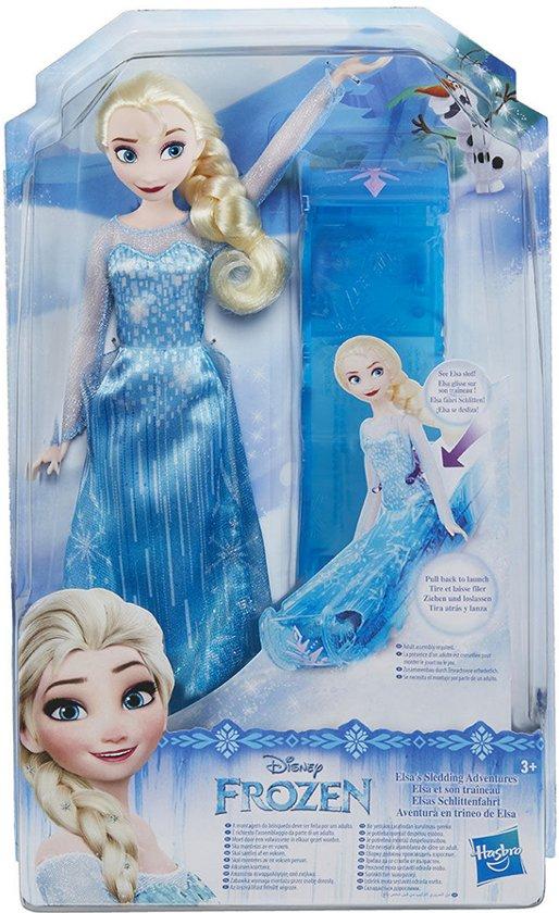 Frozen Sleeënde Elsa