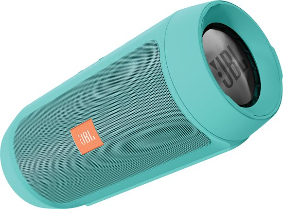 JBL Charge 2 plus - Turquoise