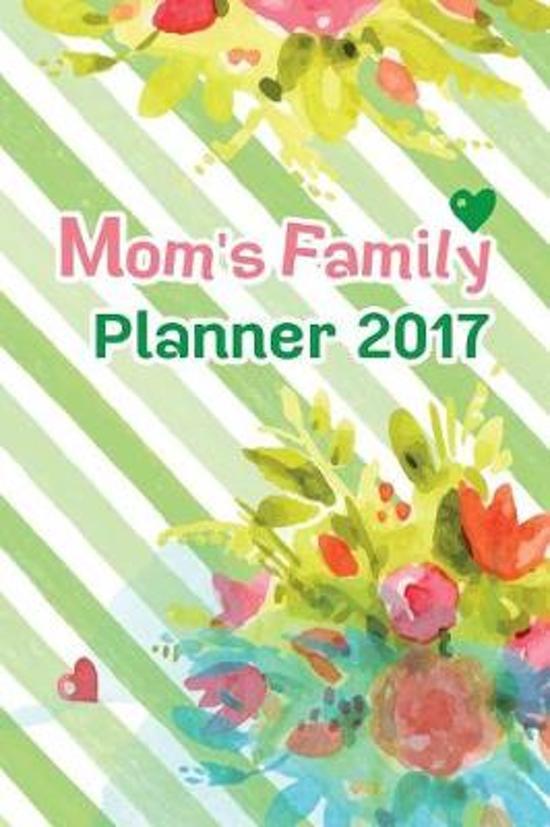 mom s family planner 2017