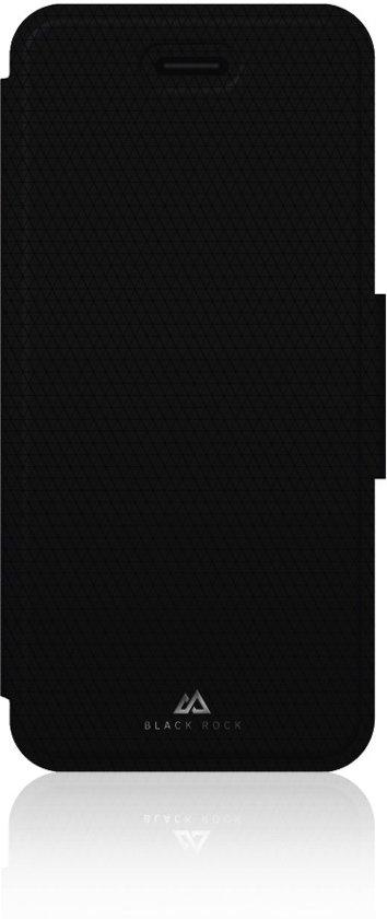Black Rock Zwart Material Pure Folio Case iPhone 8 / 7 / 6 / 6s