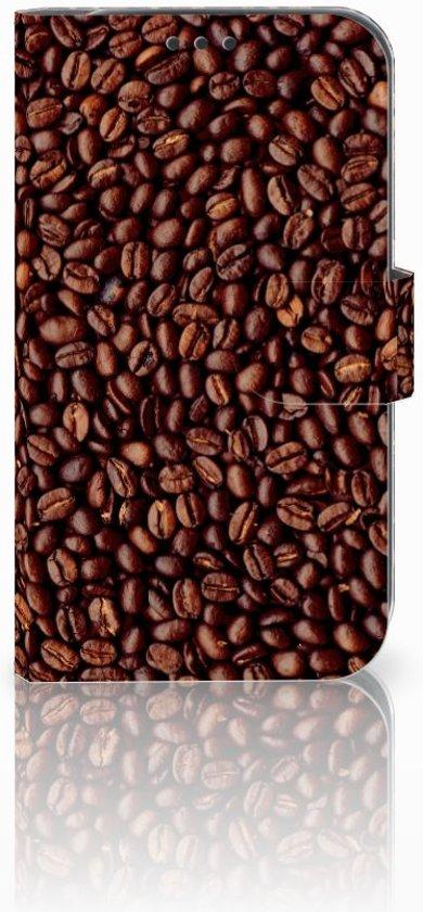 Uniek Hoesje Koffiebonen voor de Samsung Galaxy Xcover 4 in Wijchmaal
