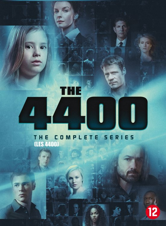 Cover van de film '4400 - Complete Series'