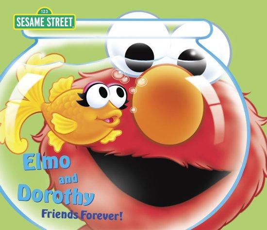 Boek cover Elmo and Dorothy: Friends Forever! (Sesame Street) van Ruth Anne Tieman (Onbekend)
