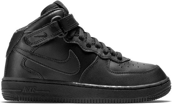 044886fd489 bol.com | Nike Air Force 1 Sneakers - Maat 33 - Unisex - zwart