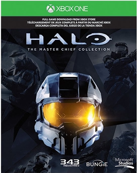Halo - The Master Chief Collection - Xbox One kopen