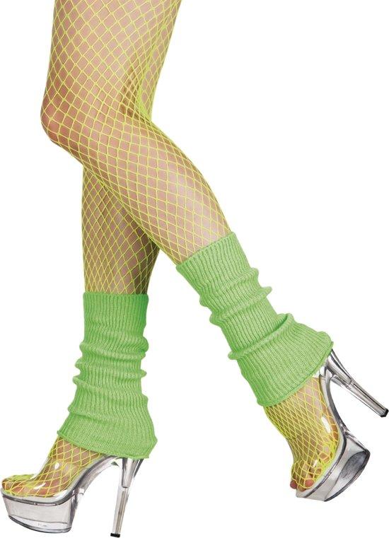 Beenwarmers - Neon Groen