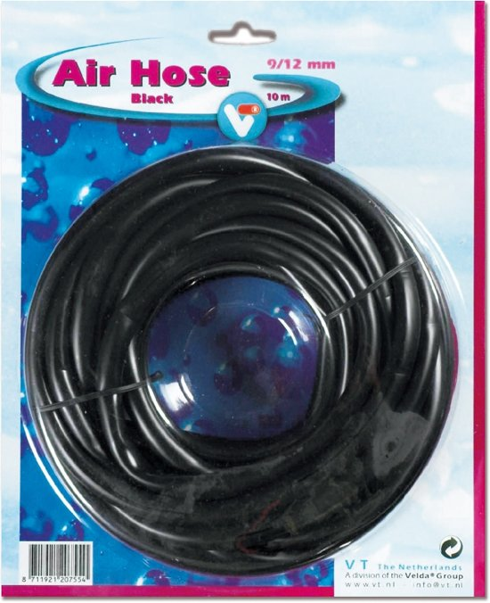Velda Air Hose transparent 15 m