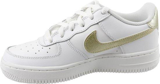 White Air Gold Maat 36 Nike Metallic Star Force 1 PUwtXxqZ6
