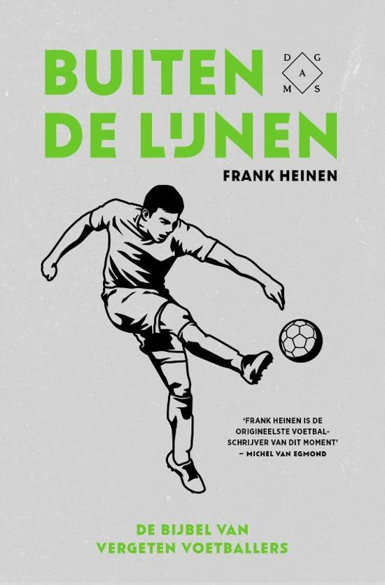 Boek cover Buiten de lijnen van Frank Heinen (Paperback)