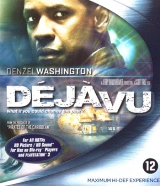 Cover van de film 'Deja Vu'