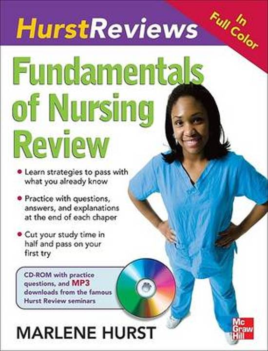 bol com | Hurst Reviews Fundamentals of Nursing