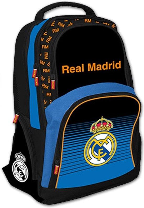 d54c90182b9 bol.com | Real Madrid Rugzak zwart-blauw