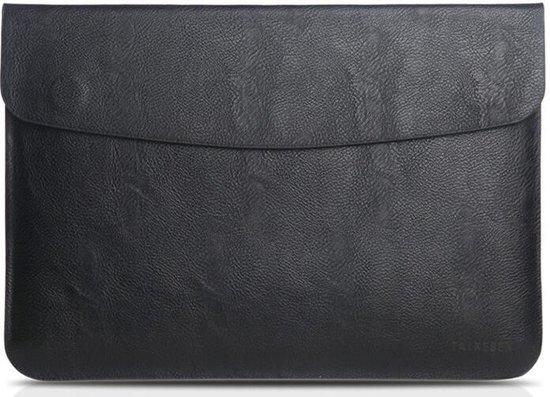 26fd3ba45c5 bol.com   Leren sleeve voor MacBook Air/Pro 13 inch - zwart