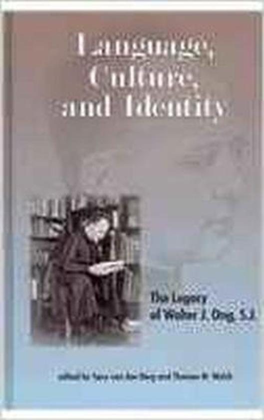 Boek cover Language, Culture and Identity van  (Hardcover)