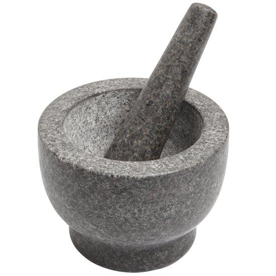 Jamie Oliver Vijzel - Ø 15 cm - Natuursteen - Gepolijst