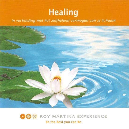 Boek cover Healing van Roy Martina (Onbekend)