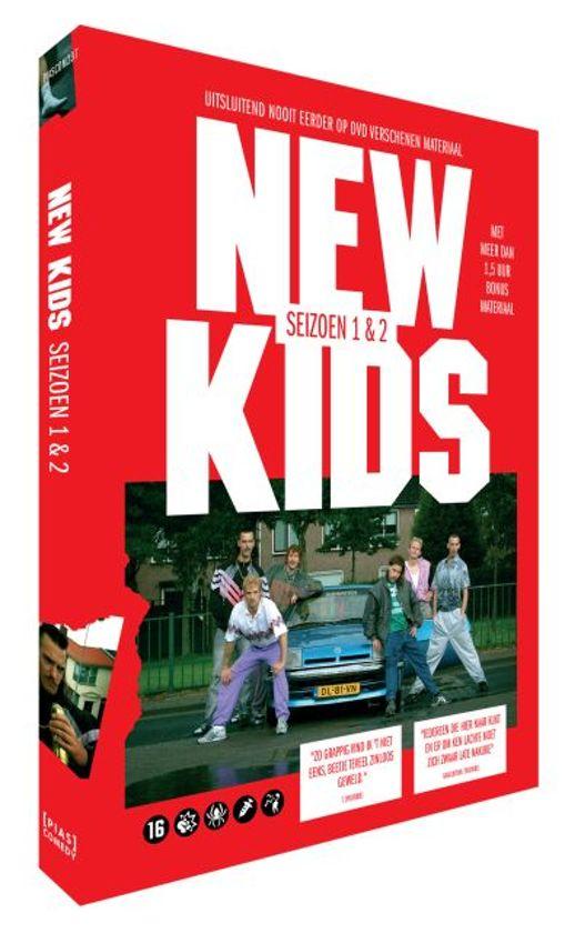 New Kids - Seizoen 1 & 2