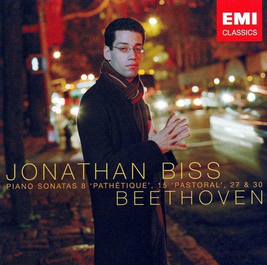 """Beethoven: Piano Sonatas Nos. 8 """"Pathetique"""", 15 """"Pastorale"""", 27 & 30"""