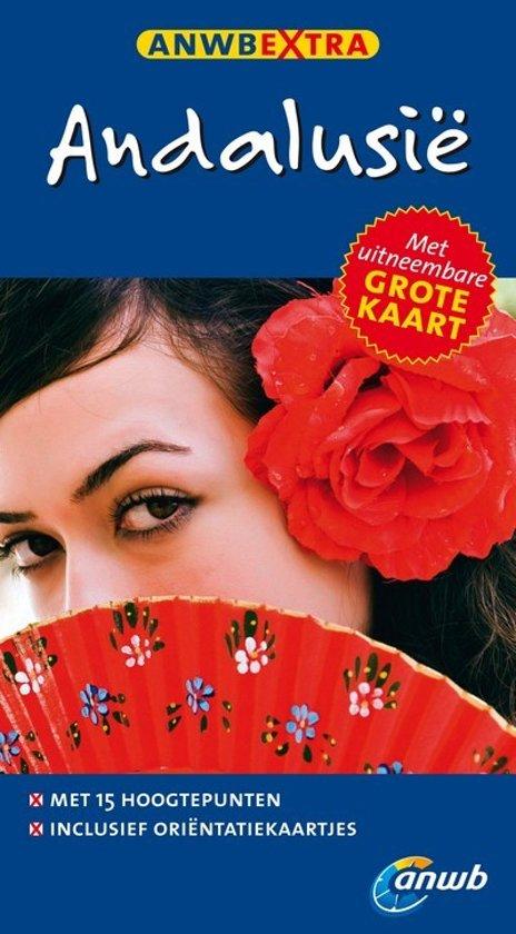 ANWB extra - Andalusië + Extra Nederlands reisgids cadeau