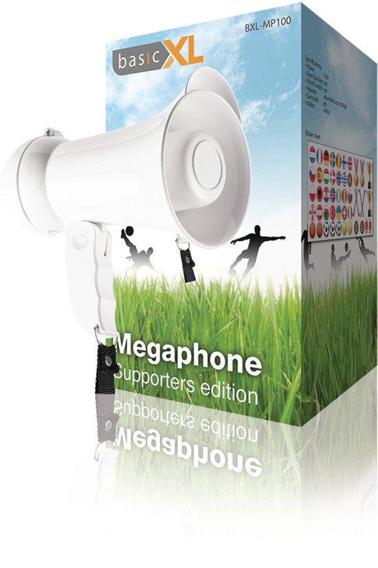 BasicXL - Megafoon