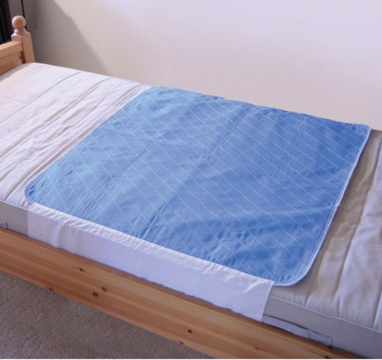 Aidapt bedbeschermer incontinentie 850 x 900 mm - herbruikbaar