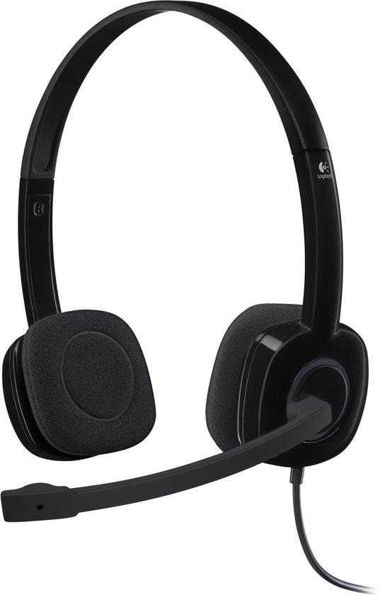 Logitech H151 - Stereo Headset