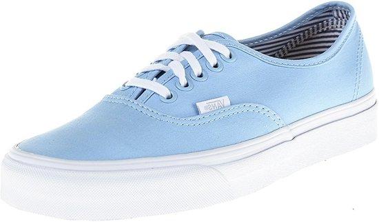Vans Authentiques Chaussures De Sport Unisexe Bleu Taille 36 1JqiqJE