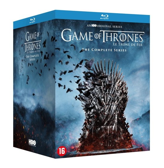 Game of Thrones - Complete Series: Seizoen 1 t/m 8 (Blu-ray)