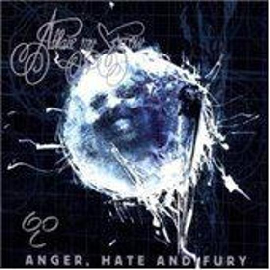 Anger Hate Fury