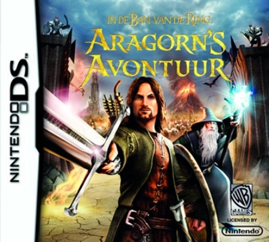 Lord of the Rings, Aragorn's Quest - Nintendo DS