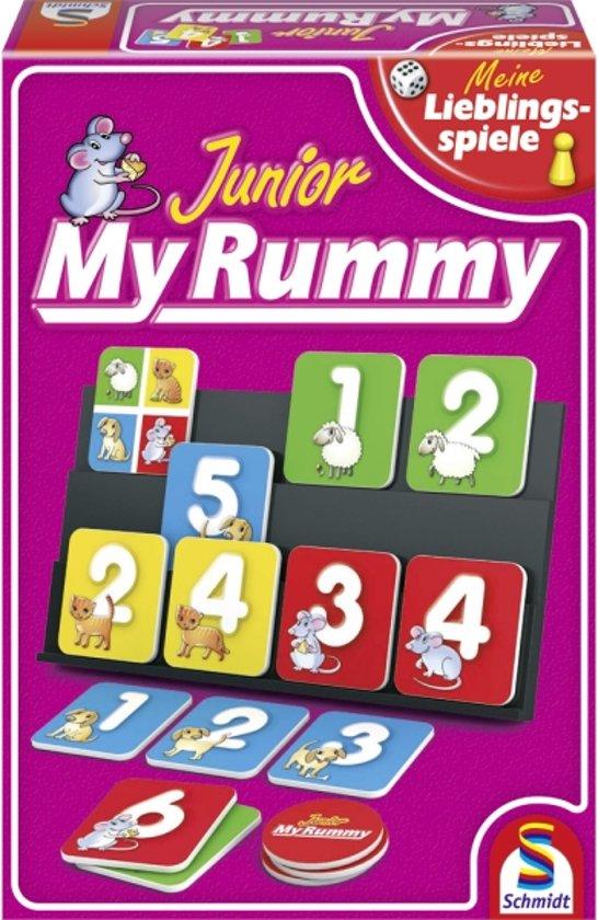 Afbeelding van het spel My Rummy Junior - Kinderspel