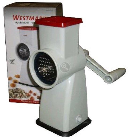 Westmark Amandelrasp - 18 x 9,8 x 18,9 cm - Wit