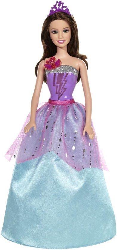 Barbie Superpower Sparkle Prinses - Corinne - Barbiepop