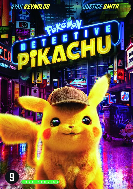 Afbeelding van Pokémon Detective Pikachu